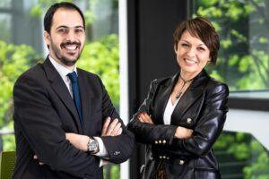 Alier Abogados refuerza su área laboral con la incorporación de Silvia Palacios y Ricardo Fortún